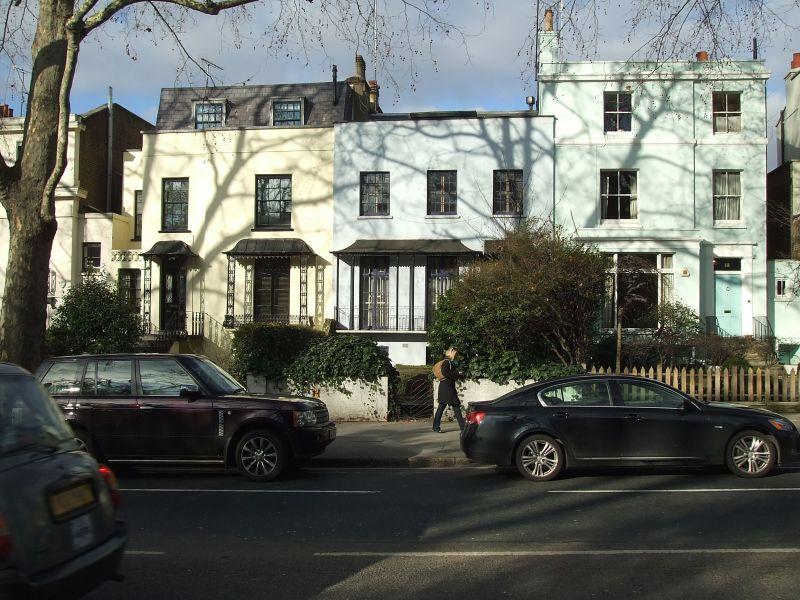 English Trip Quelques Belles Maisons Londres